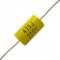 Condensator 4.7 uF / 250V
