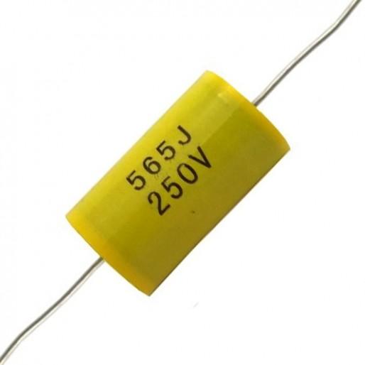 Condensator 5.6 uF / 250V