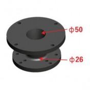"""Nexus Acoustics HA5025 Adaptor 2"""" la 1"""""""