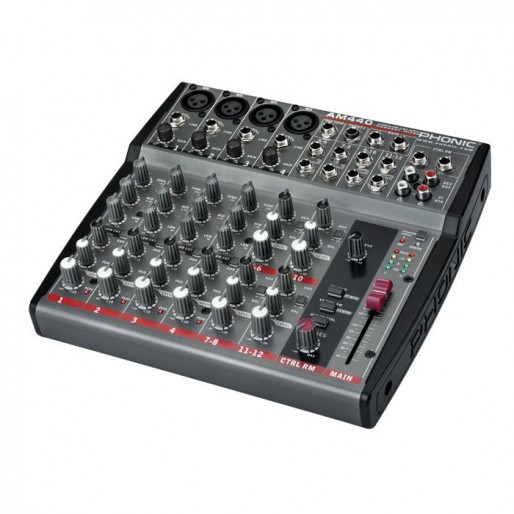 Mixer Phonic AM 440D