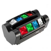 Moving Head LED Mini Spider X-Craft XC-1358